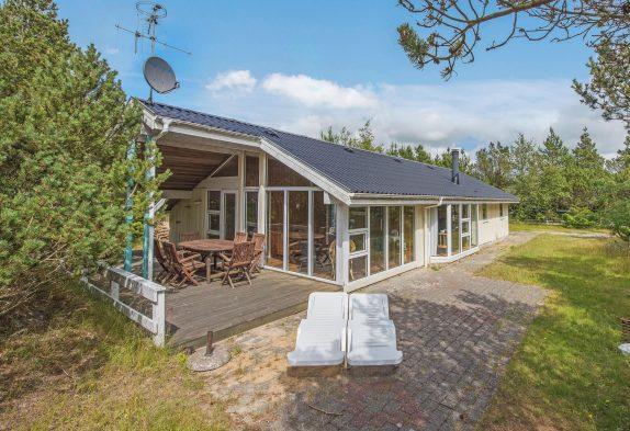 Helles und freundlich eingerichtetes Haus in ruhiger Umgebung mit Whirlpool und Sauna