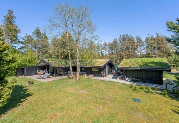 Charmantes, kinderfreundliches Ferienhaus mitten im Grünen