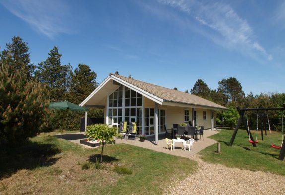 Ferienhaus mit Sauna, Whirlpool und Hunde erlaubt