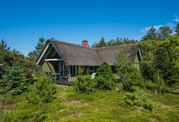Charmantes Holzsommerhaus in gemütlicher Naturlage