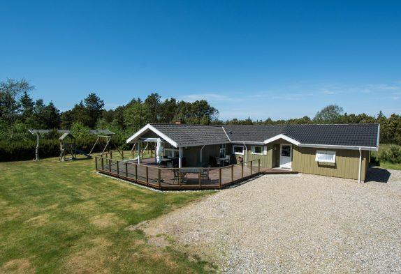 Charmantes und hundefreundliches Ferienhaus mit Sauna und Whirlpool