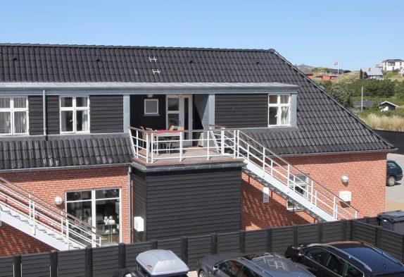 Hübsche Wohnung mit Whirlpool und Sauna mitten in Henne Strand