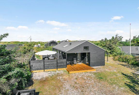 Schönes Ferienhaus für 6 Personen in Vejers, 350 m zum Strand