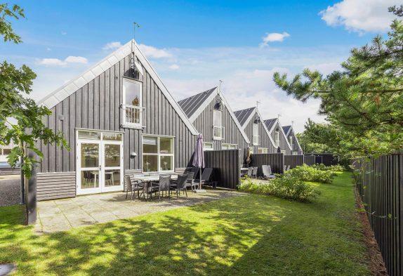 Gemütliches Ferienhaus in Vejers für 6 Personen, 1 Hund