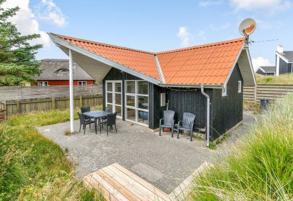 Individuelles Ferienhaus für einen hyggeligen Urlaub