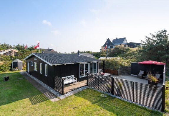 Gemütliches strandnahes Sommerhaus für 4 Personen in Vejers