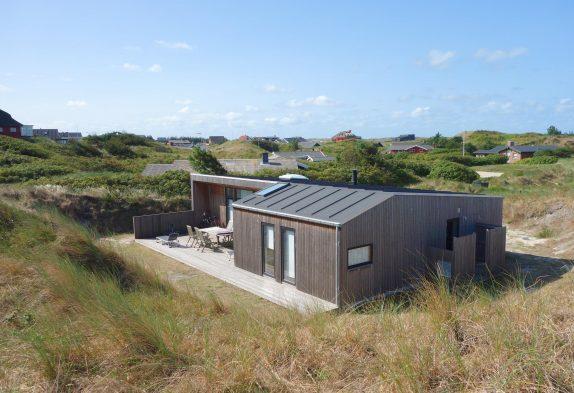 Tolle Lage inVejers; modernes Ferienhaus mit Sauna für 6 Personen
