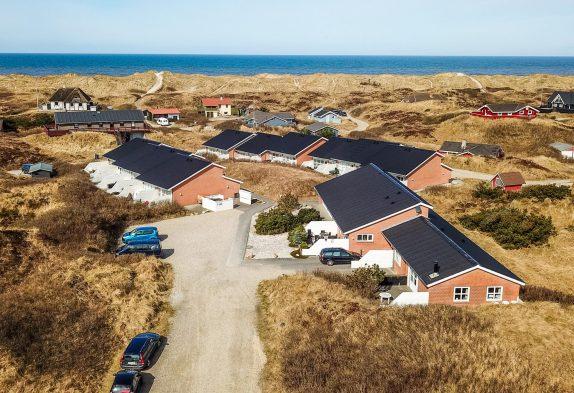 Schöne Ferienwohnung mit Gemeinschaftspool in strandnaher Lage