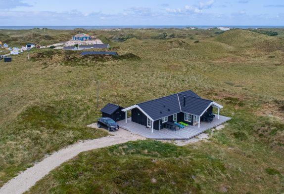 Ein tolles behindertengerechtes Haus mit einer schönen Terrasse