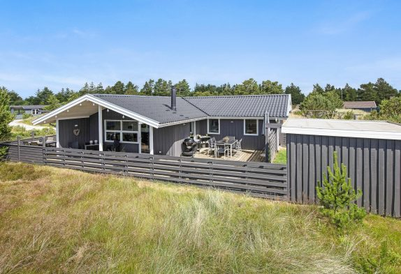 Gemütliches Ferienhaus mit Südwest-Terrasse, Sauna und Kamin