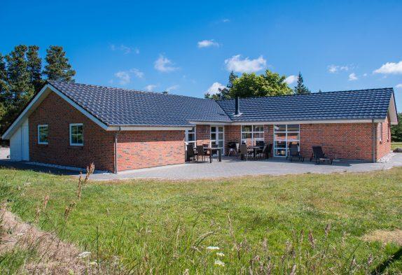 Poolhaus für 10 Personen in Blåvand, Sauna, Whirlpool, 1 Hund