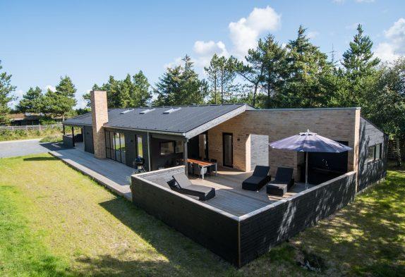 Tolles Ferienhaus mit Infrarot-Sauna, Whirlpool und Aktivitätsraum