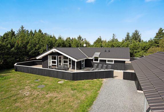 Ferienhaus mit Whirlpool, Sauna und Haustier herzlich willkommen