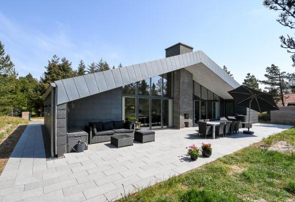 Grosses Ferienhaus mit Whirlpool, Sauna und Aktivitätsraum