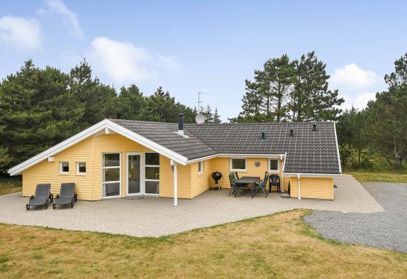 Ferienhaus mit Sauna, Whirlpool und attraktiver Lage nahe zum Strand und Stadtzentrum