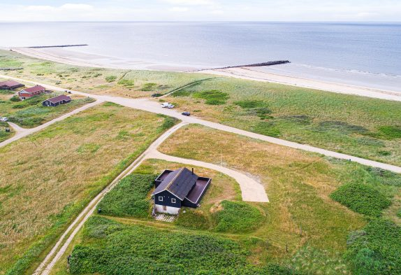 Ferienhaus in einzigartig, strandnaher Lage