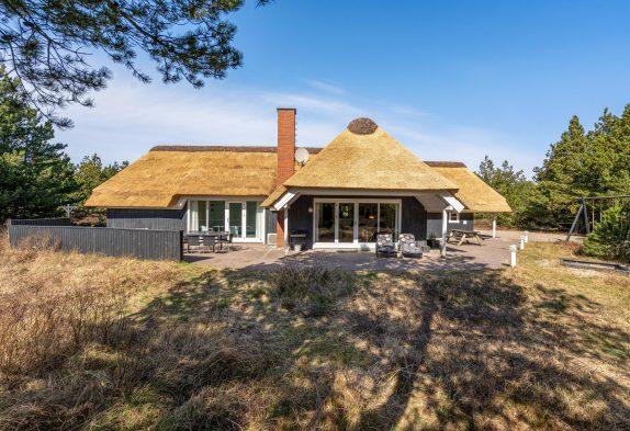 Renoviertes Poolhaus mit Sauna und Whirlpool im schönen Blåvand