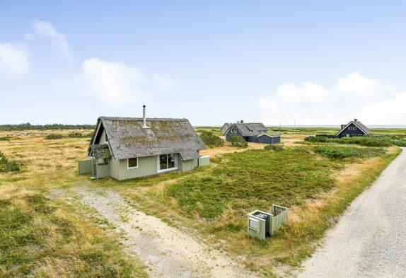 Ferienhaus in Blåvand mit Sauna und Meerblick, 150 m zum Strand