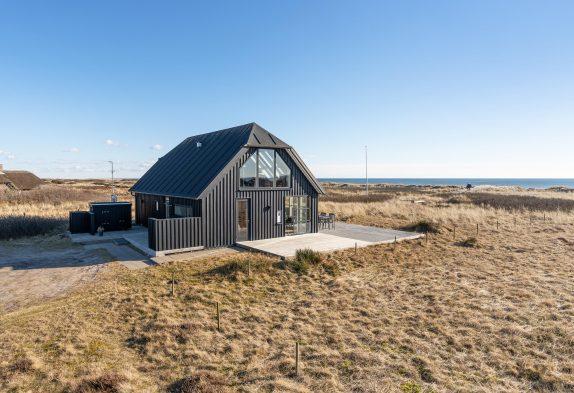 Poolhaus der Spitzenklasse in Blåvand direkt am Strand
