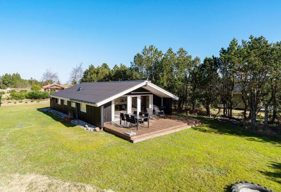Gemütliches Ferienhaus mit Kamin und schöne Sonnige Terrasse