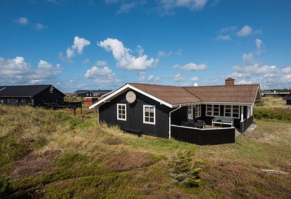 Stilvolles Haus mit Sauna nur gut 500 m vom Meer entfernt