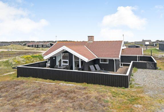 Gemütliches Ferienhaus mit Sauna, nah am Strand und herrlicher Natur