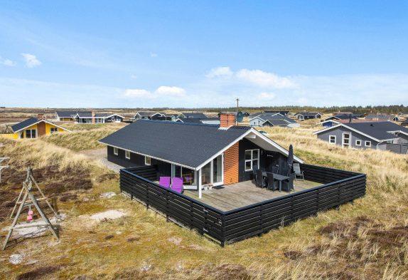 Urlaub in Dänemark in einem hervorragenden Ferienhaus