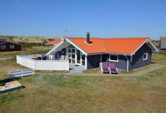 Gemütliches Ferienhaus mit Alkoven und Holzofen