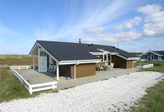 Modernes und geräumiges Ferienhaus nah am Meer