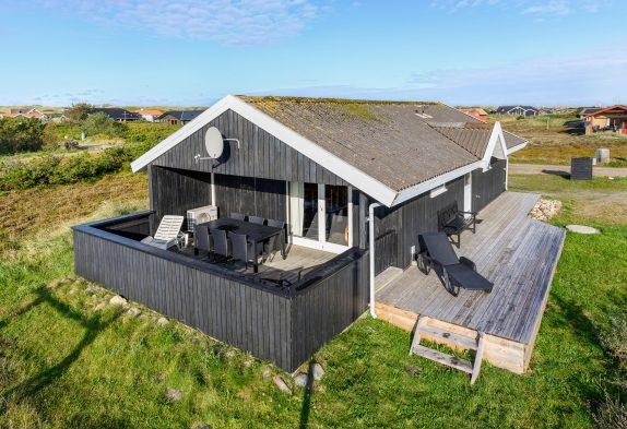 Gemütliches Retrosommerhaus nah an der Nordsee