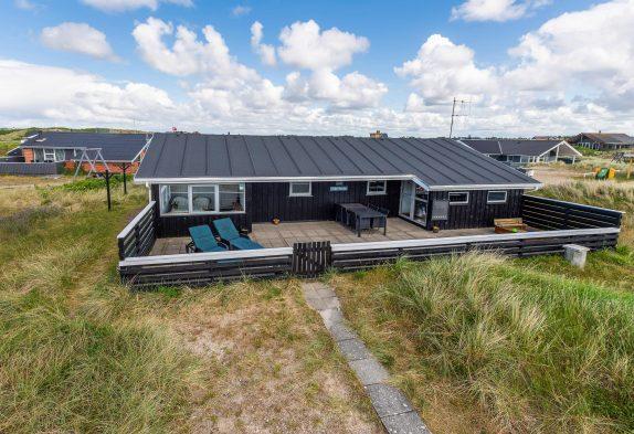 Ferienhaus an der dänischen Nordseeküste