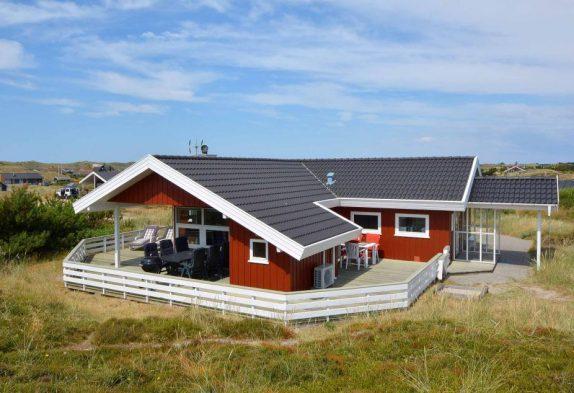 Ruhiges Haus mit geschlossener Terrasse – 2 Hunde erlaubt