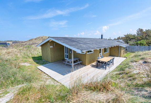 Ruhige Lage in Bjerregård – Haustier erlaubt