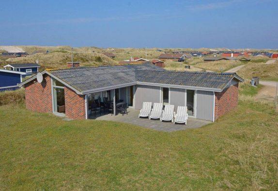 Urlaub in Dänemark in einem feinen Ferienhaus mit Sauna