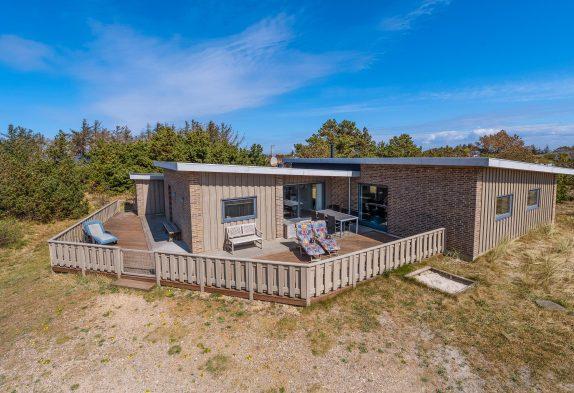 Tolles neues Niedrigenergiehaus in Bjerregård, Dänemark