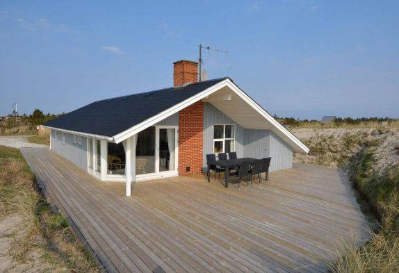 Ferienhaus in toller Lage mit abgeschirmter Terrasse