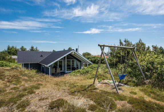 Hübsches Ferienhaus mit Sauna und Whirlpool