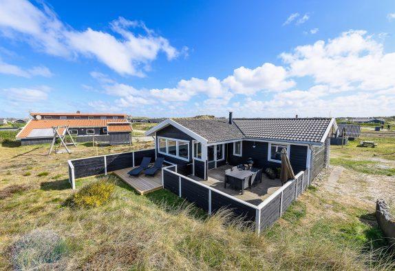 Gemütliches 4 Personen Ferienhaus nah am Strand