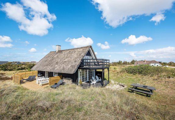 Äußerst gemütliches Ferienhaus in Westjütland, Dänemark