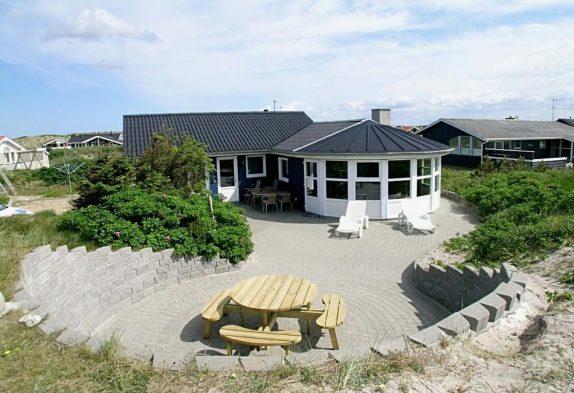Qualitätshaus an der Westküste mit gemütlicher Terrasse