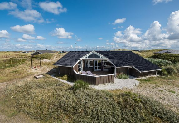 Gepflegtes Sommerhaus mit Sauna und Whirlpool