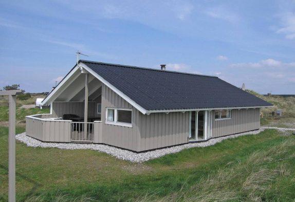 Energiefreundliches Ferienhaus nah am Heidengebiet