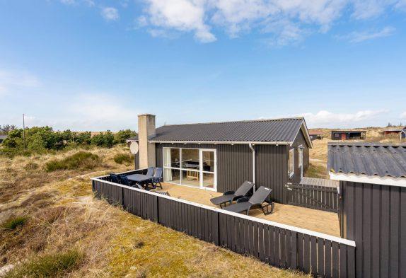 Ferienhaus auf einem Naturgrundstück, nahe der Nordsee