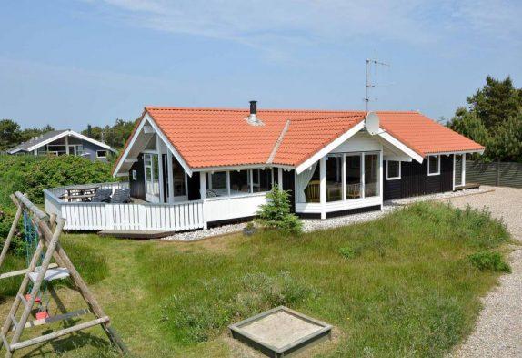 Gemütliches Ferienhaus mit Terrasse und Wärmepumpe