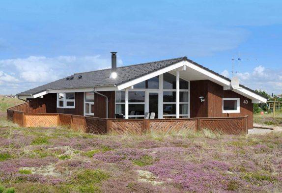 Ferienhaus mit eingezäunter Terrasse ? Naturgrundstück
