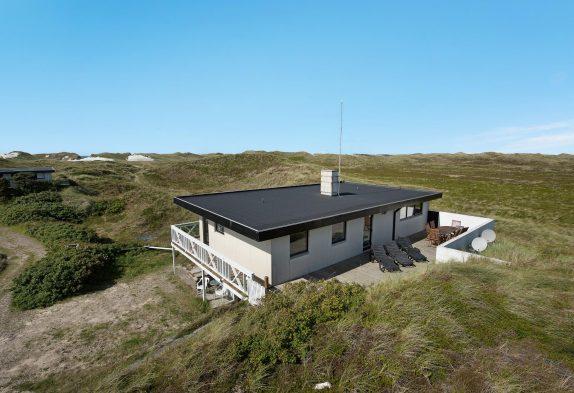 Ferienhaus auf 2 Etagen mit Aussichtsterrasse