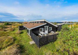 Gemütliches Ferienhaus in Bjerregård mit Sauna und Kamin. Kat. nr.: B2891, Julianevej 5;