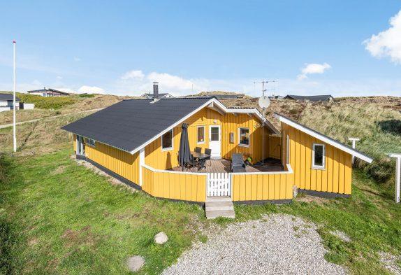 Gepflegtes Ferienhaus mit toller Terrasse