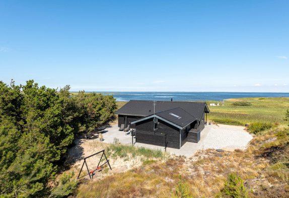 Tolles Ferienhaus mit Spa, Sauna und fantastischer Fjordaussicht