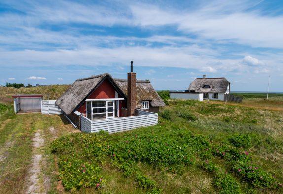 Ferienhaus für 4 Personen mit Blick auf den Fjord